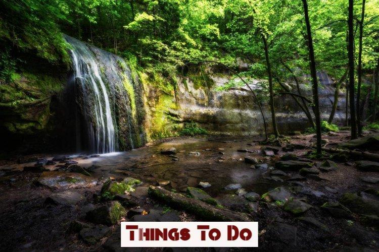 Most Beautiful Waterfalls in Wisconsin