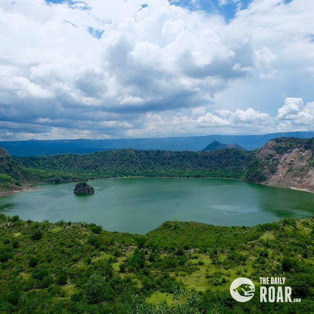 Into the Crater: The Trek to the Taal Volcano