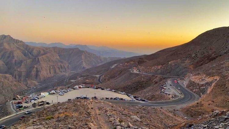 Best camping spots in the UAE Part 1 | Jebel Jais