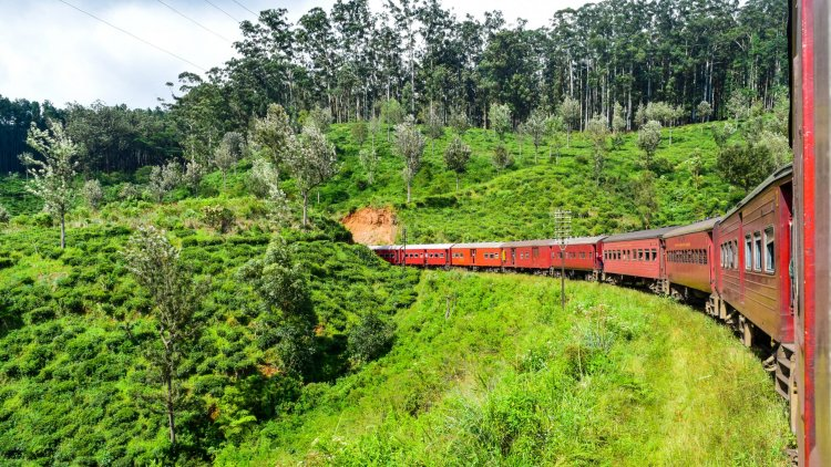 Colombo to Ella: Asia's most Beautiful Train Trip?