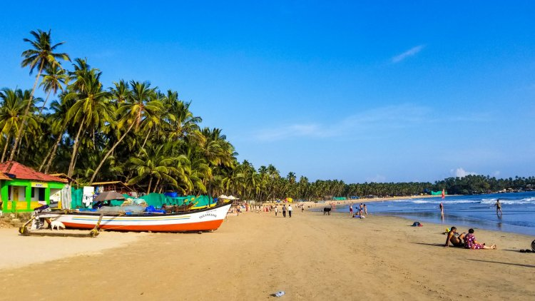 Places to visit in South Goa