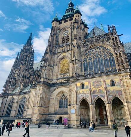 Fun things to do in Prague for young adults