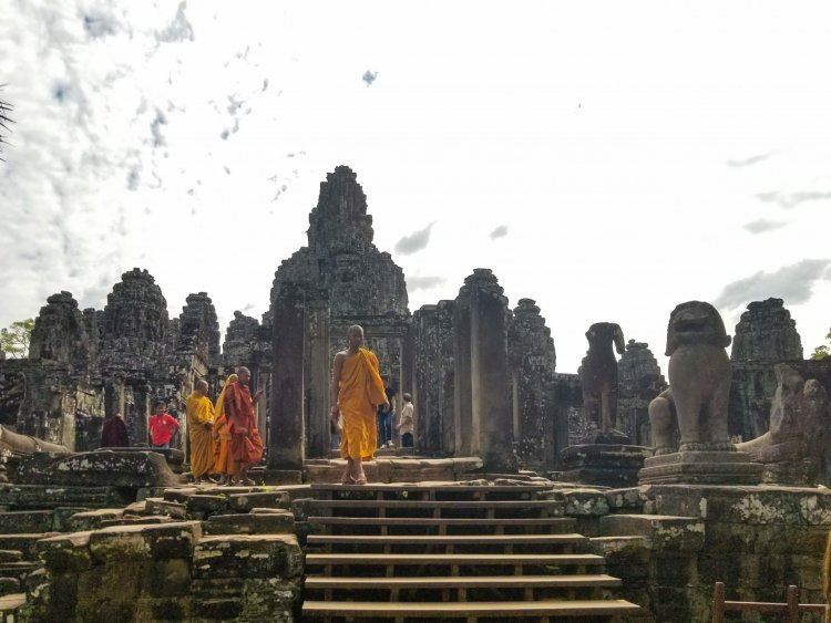 Top 5 Temples in Siem Reap