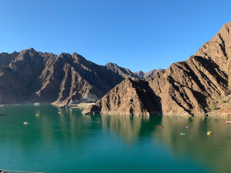 Best camping spots in the UAE part 2   Hatta